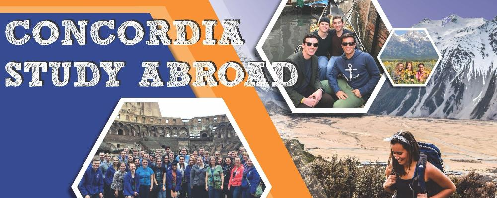 Study Abroad Home Page