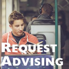 request advising